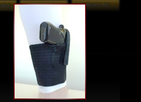 Deep Concelment-Ankle Holster